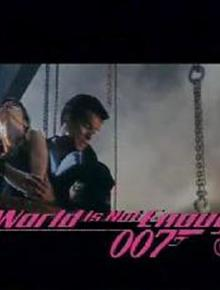 The World Is Not Enough 007