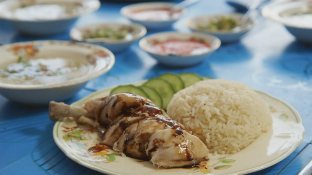 Hainanese Chicken Rice Sbs Food