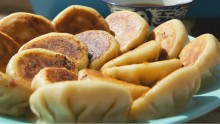 Chinese pork and cabbage dumplings – Poh's Cook's Cuts