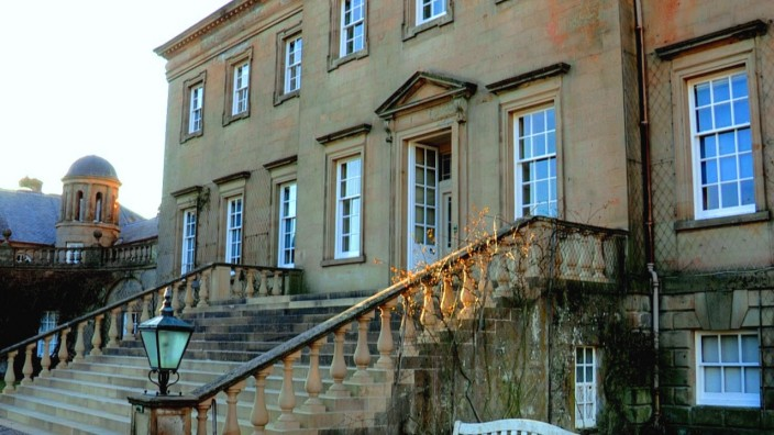 Secrets Of The Scottish Manor Houses S1 Ep1 - Dumfries House