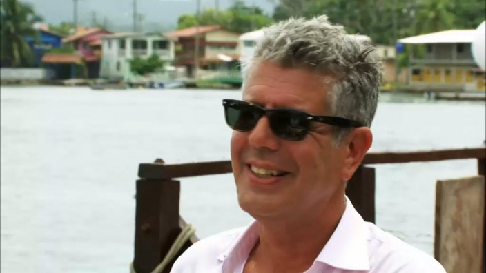 Anthony Bourdain: No Reservations S6 Ep1 - Panama