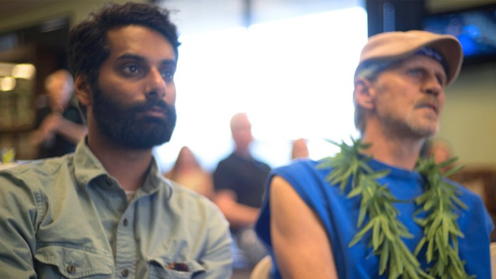 Weediquette S1 Ep2 - Stoned Vets