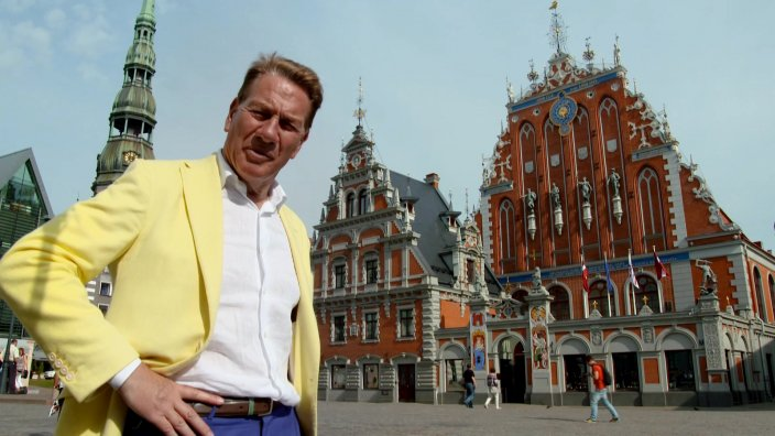 Great Continental Railway Journeys S5 Ep5 - Riga To Tampere