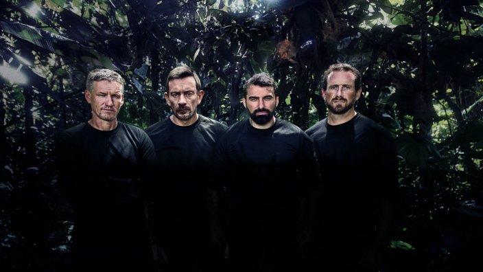 SAS: Who Dares Wins S2 Ep2 - Aggression