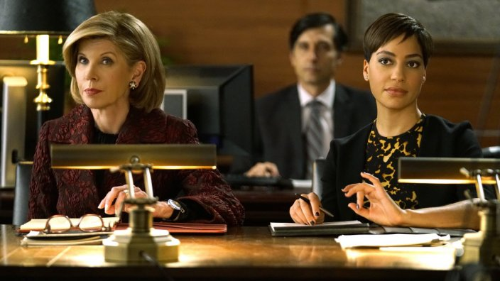The Good Fight S1 Ep3 - The Schtup List