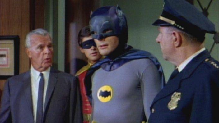 Batman S1 Ep28 - The Pharaoh's In A Rut