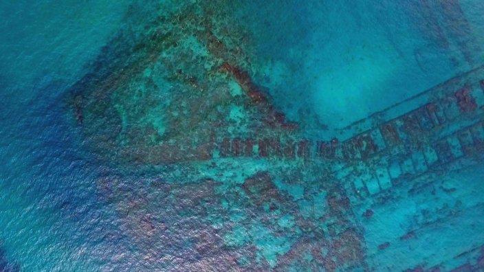 Underwater Pompeii