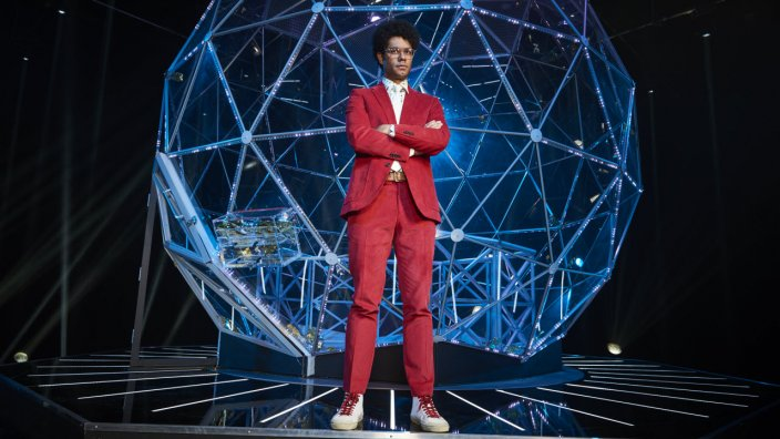 The Crystal Maze S1 Ep1 - Well Read And Underfed