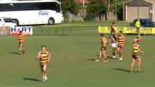 North East AFL S2018 Ep2 - Aspley Hornets V NT Thunder