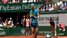 Match of the day - Nadal v Schwartzman - 2018 French Open extended quarter-final highlights