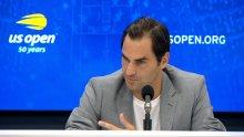 Federer slams umpire 'pep talk' as Kyrgios plays it down