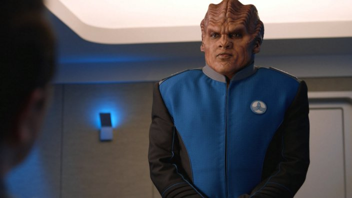 The Orville S1 Ep2 - Command Performance