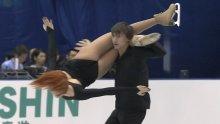 ISU Figure Skating  2018  Grand Prix Hiroshima Free Dance Programme
