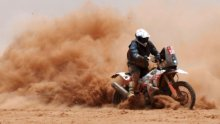 Motor Sport: Dakar Rally 2019 S2019 Ep8