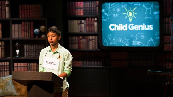 Child Genius (Chinese)  S1 Ep1