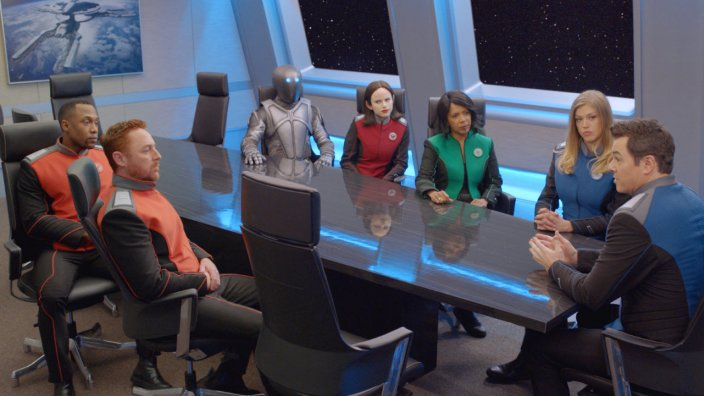The Orville S2 Ep5 - All The World Is Birthday Cake