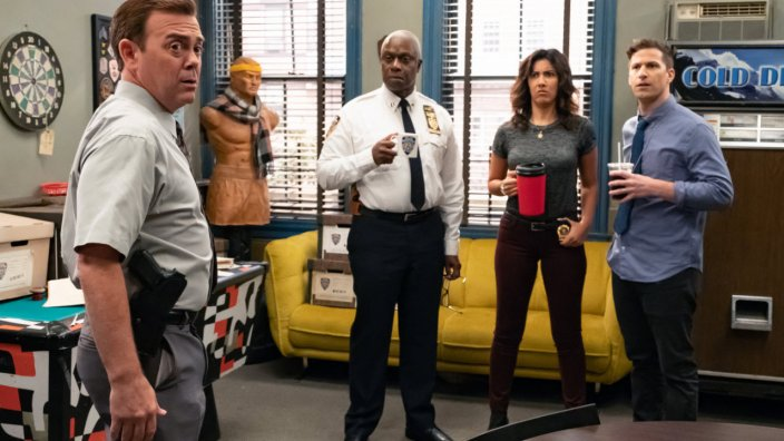 Brooklyn Nine-Nine S6 Ep7 - The Honeypot