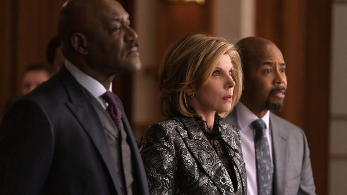 The Good Fight S3 Ep5 - The One Where A Nazi Gets Punched