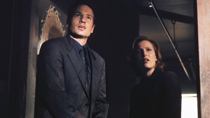 The X-Files S7 Ep6 - The Goldberg Variation
