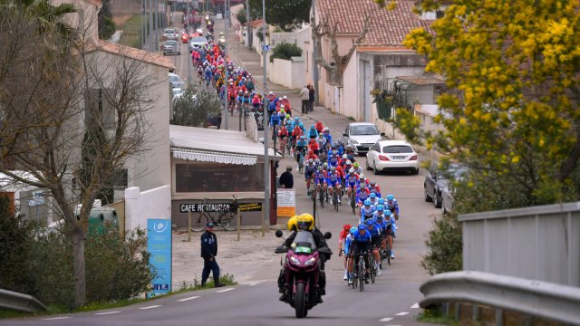 Tour de la Provence Stage 1 Replay