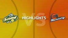 WNBA Highlights - Seattle Storm v Phoenix Mercury