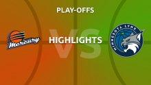 WNBA Highlights - Phoenix Mercury v Minnesota Lynx