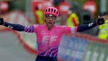 Winning moment: Stage 7 - Vuelta a España