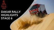 Extended highlights: 2021 Dakar Rally - Stage 6