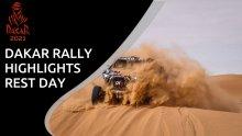 Extended highlights: 2021 Dakar Rally - Rest day
