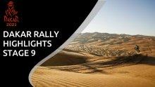 Extended highlights: 2021 Dakar Rally - Stage 9