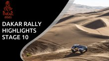 Extended highlights: 2021 Dakar Rally - Stage 10