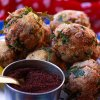 Not just curry: Sumac fish fritters