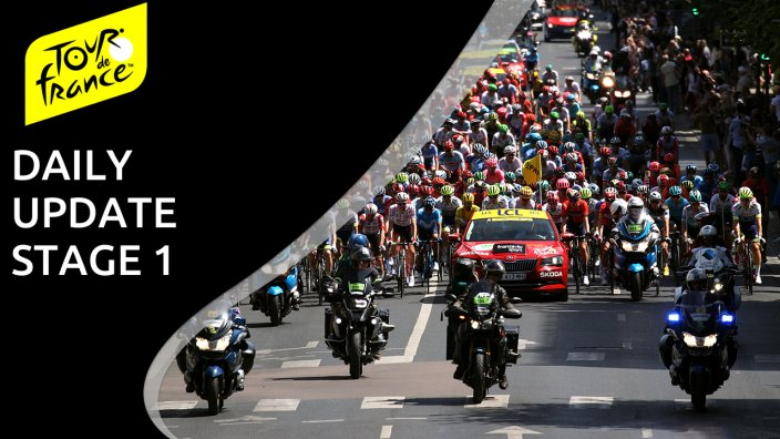 Daily Stage 1 Update: Tour de France 2021