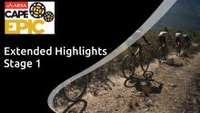 Stage 1 Extended Highlights: Cape Epic 2021