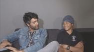 Boy: Taika Waititi and James Rolleston interview
